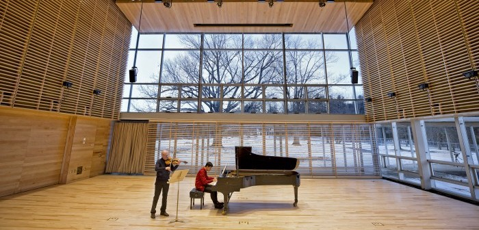 Tanglewood Learning Institute © Winslow Townson)