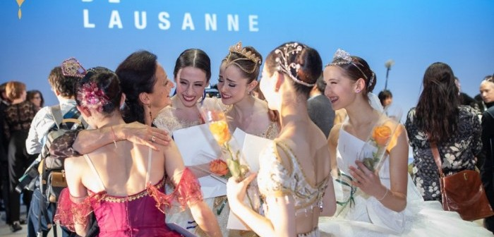 Prix de Lausanne winners © Gregory Batardon