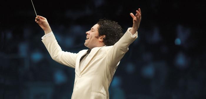 Gustavo Dudamel © Adam Latham