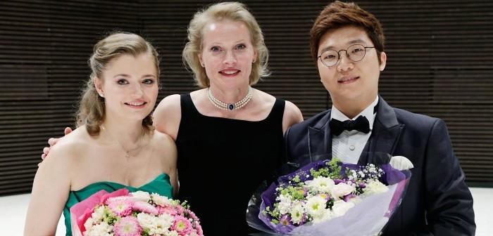 Mirjam Helin International Singing Competition