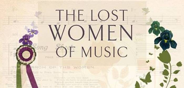 The Lost Women of Music
