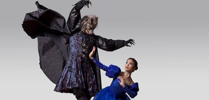 Beauty and the Beast © Lois Greenfield