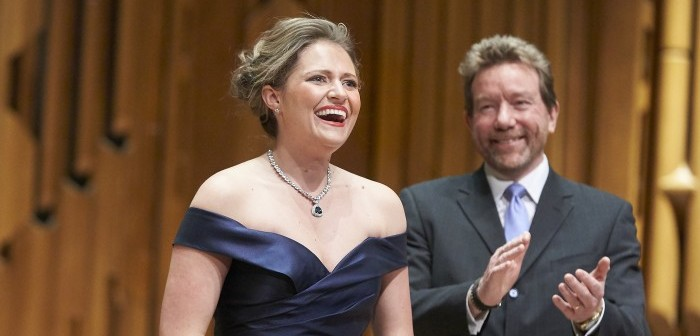 Samantha Clarke wins Guildhall School Gold Medal