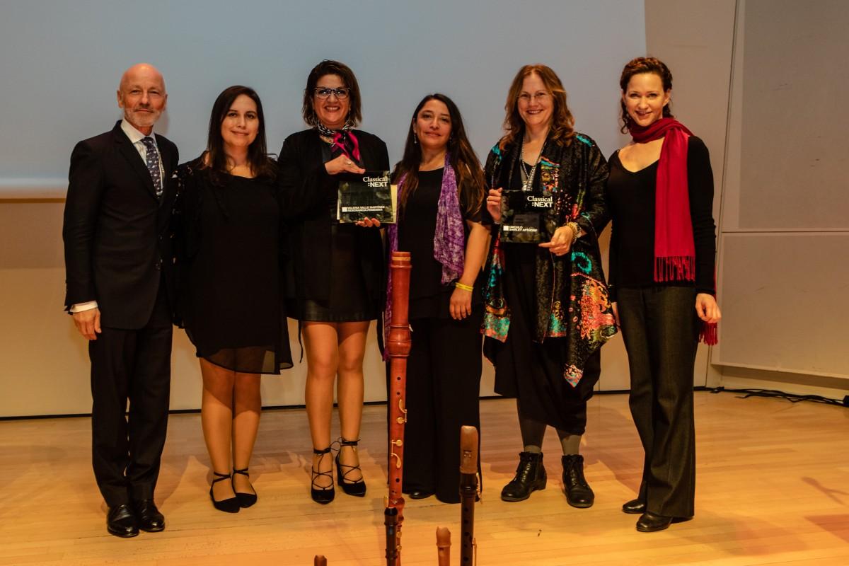 Innovation Award winners © Eric Van