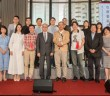 Laureates, board members and jury