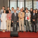Laureates, board members and jury