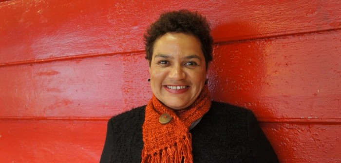 Jackie Kay © Denise Else