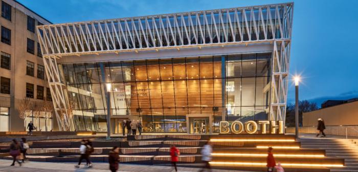 Boston University unveils new venue