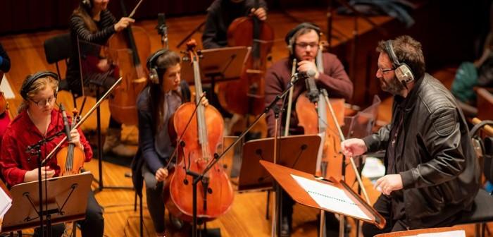 Guildhall Session Orchestra © Matthew Ferguson