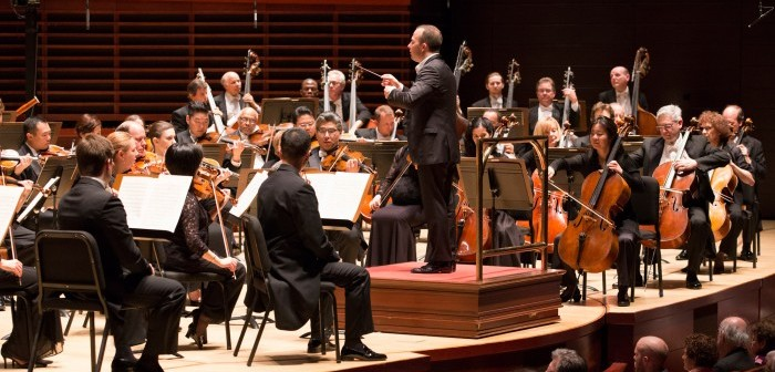 The Philadelphia Orchestra © J.Griffin