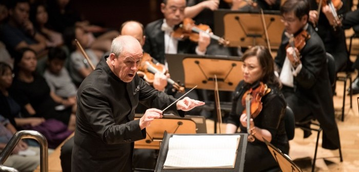 Singapore Symphony Orchestra names new chief conductor