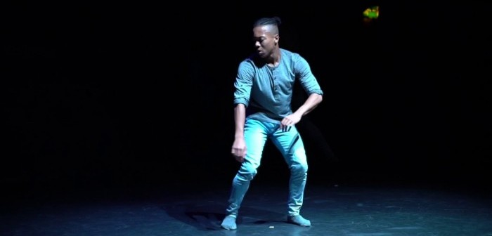 Just Us Dance explore Black British male experience
