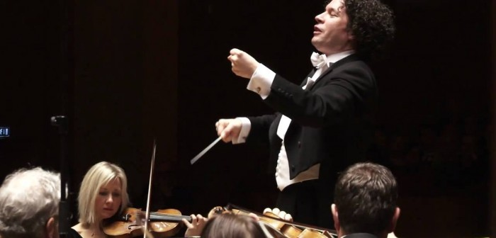 Gustavo Dudamel and Gothenurg Symphony
