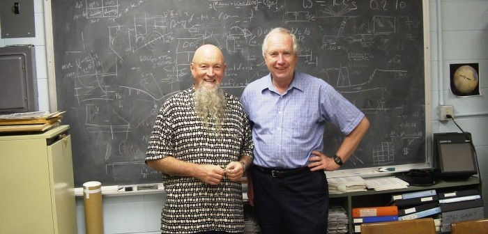 Terry Riley and Don Gurnett
