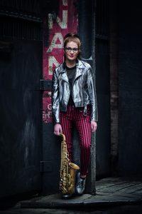 Jess Gillam © Kaupo Kikkas