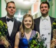 The Grange Festival International Singing Competition winners from 2017