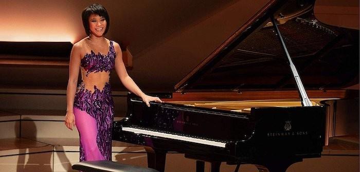 Yuja Wang © Deutsche Grammophon