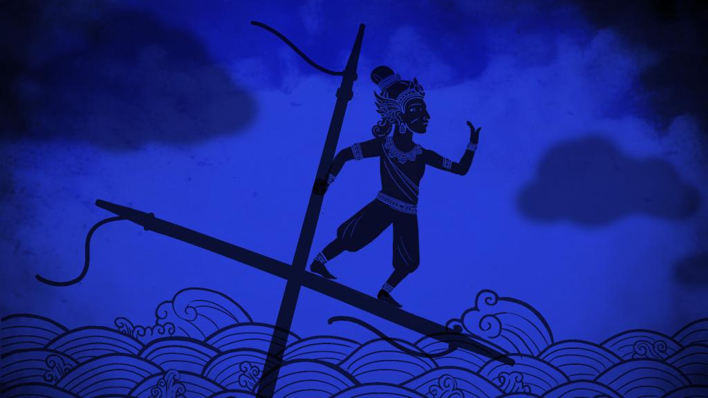 Mahajanaka Animation © Sun & Moon Studios