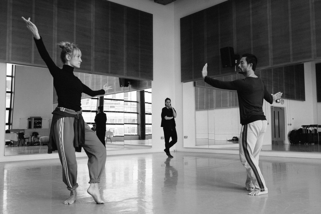 Mahajanaka Dance Drama in development at DanceXchange © Oliver Holms