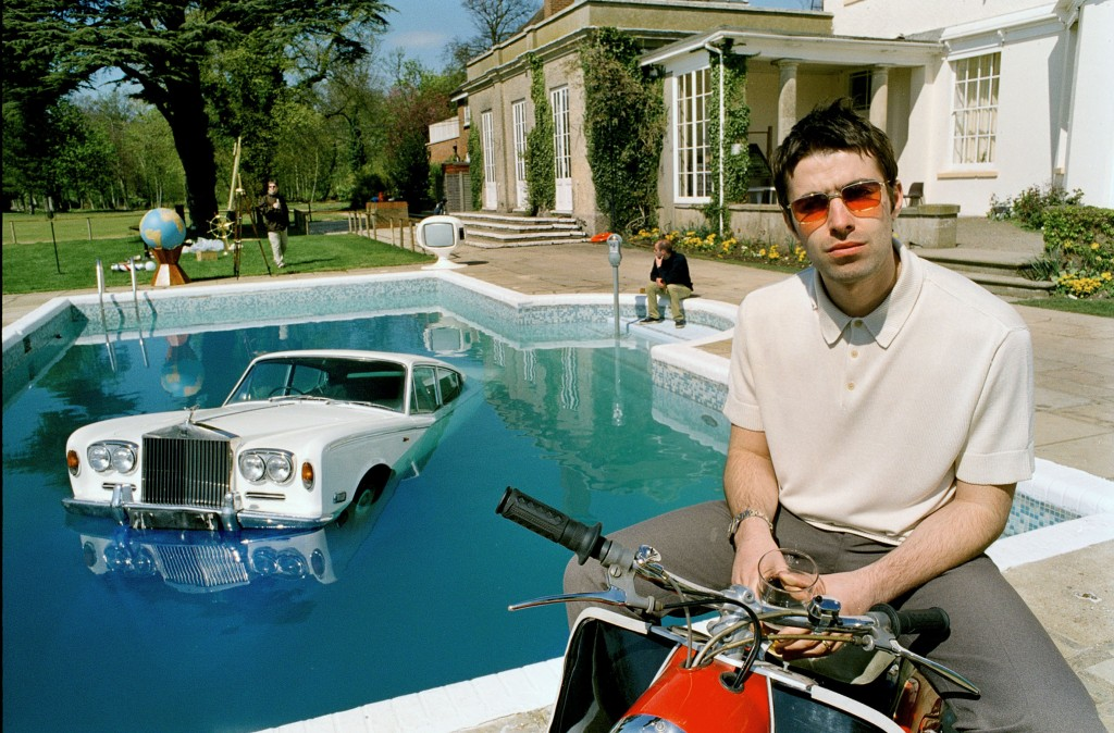 Be Here Now outtake © Michael Spencer Jones