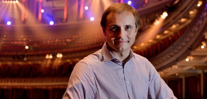 Royal Philharmonic Orchestra teams up with Royal Albert Hall
