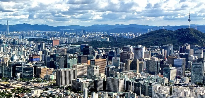 Seoul skyline © Arturbraun