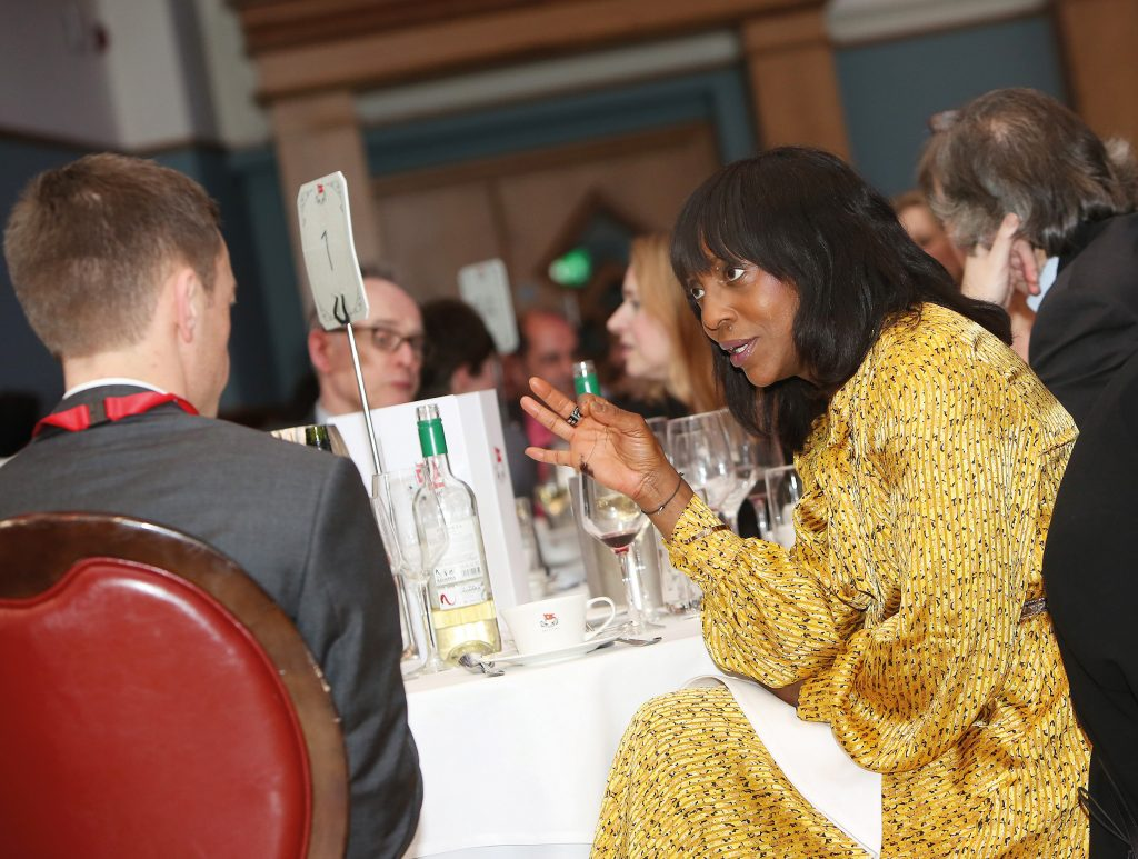 Delegates at the 2019 ABO Conference Dinner © Jim Corr