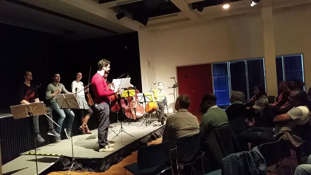 United Strings of Europe concert