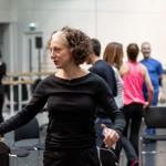 Bim Malcomson leading ballet workshop © Lara Cappelli