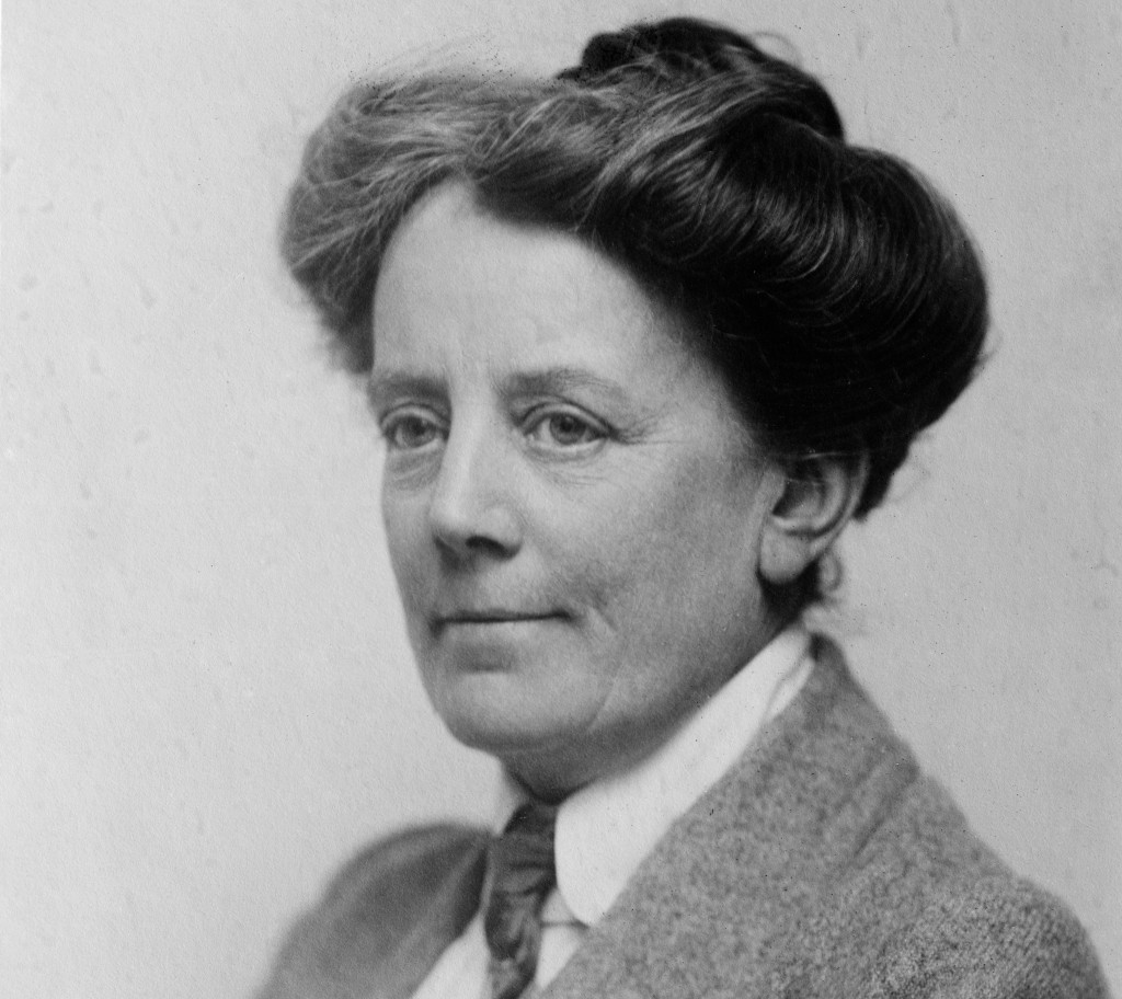 Ethel Smyth © George Grantham Bain Collection / restored by Adam Cuerden