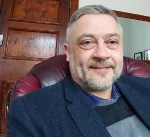 Psychotherapist Ian Jenkins
