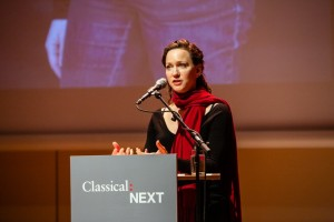 Classical:Next director Jennifer Dautermann