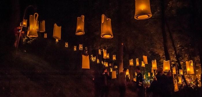 Fire Gardens at Adelaide Festival
