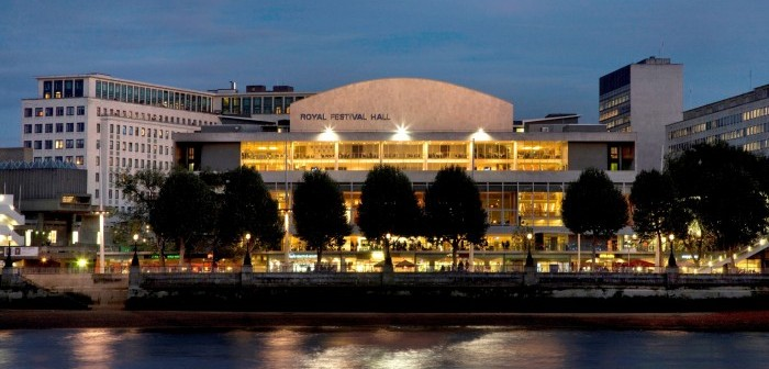 Southbank Centre Royal Festival Hall © Morley von Sternberg