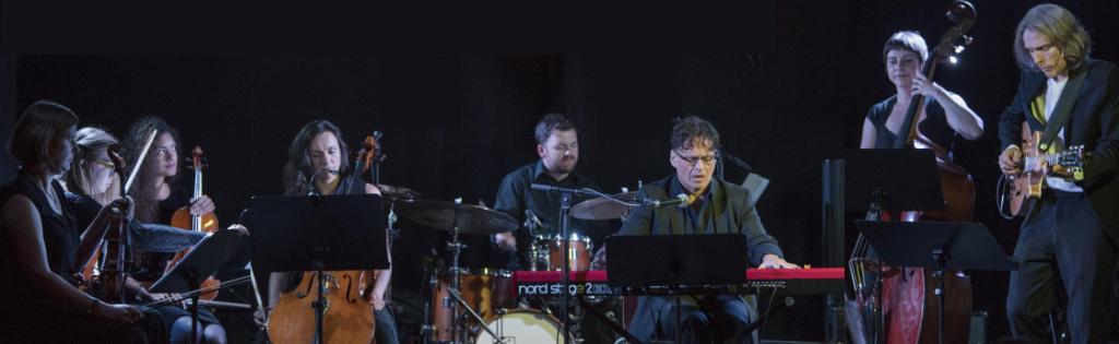 Symphronica performing in Edinburgh