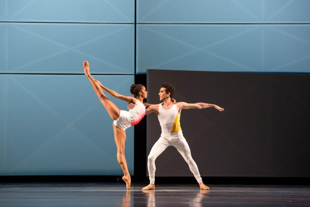 Joffrey Ballet © Cheryl Mann