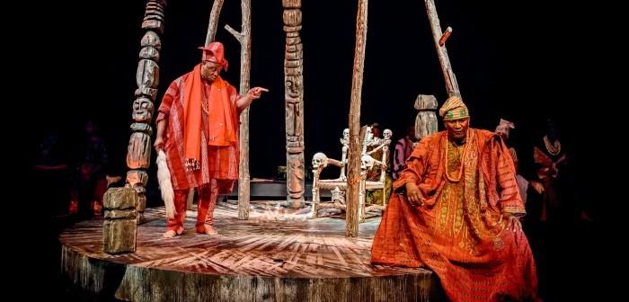 Utopia Theatre's production of The Duches Of Malfi