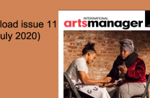 International arts manager digital edition issue 11