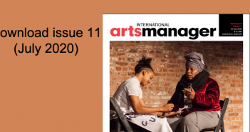 Protected: International Arts Manager Vol 16 Issue 11