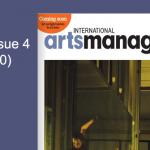 International Arts Manager Digital Edition Issue 4