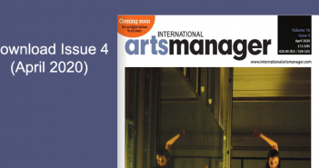 International Arts Manager Digital Edition Issue 4