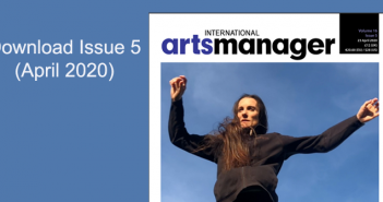 International Arts Manager Issue 5