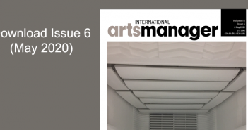 International Arts Manager Digital Edition Issue 6
