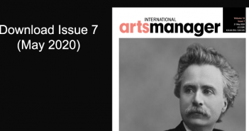International Arts Manager Digital Edition Issue 7