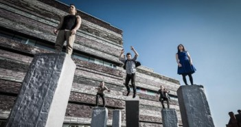 Welsh troupe NoFit State Circus