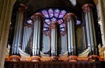 Notre-Dame organ © Frédéric Deschamps