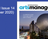 Protected: International Arts Manager Vol 16 Issue 14