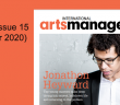 International Arts Manager Vol 16 issue 15 september 20