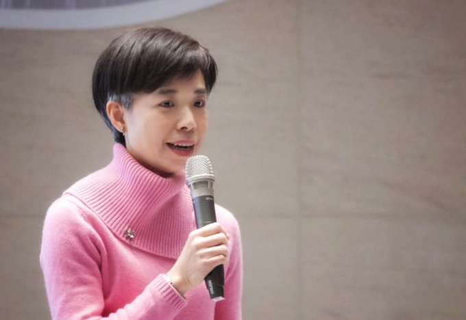 Yali Cheng, executive director of the Taishin Bank Foundation of Arts and Culture