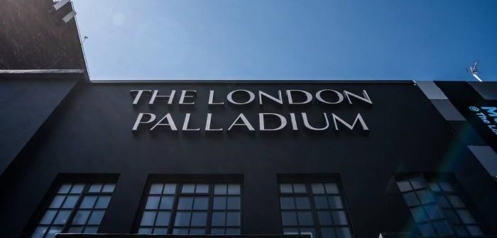 London Palladium © Blake Ezra